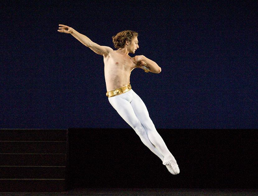 An image of Ivan Putrov dancing