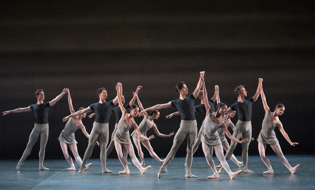 English National Ballet in Song of the Earth ® Laurent Liotardo