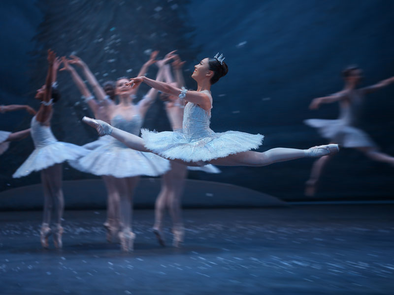 An image from ENB's Nutcracker
