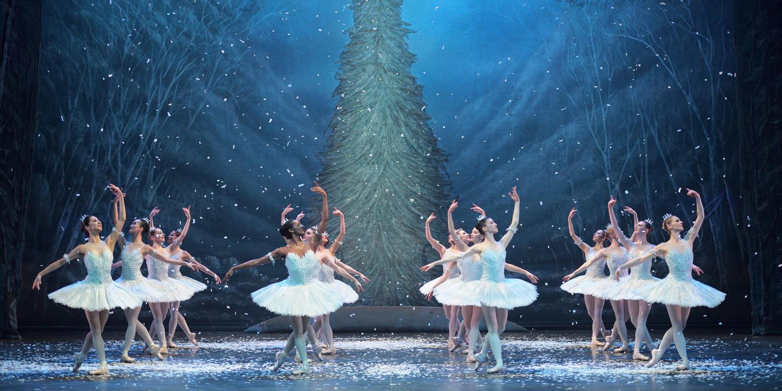 English National Ballet's Nutcracker (C) Laurent Liotardo