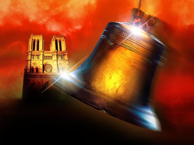 Notre Dame de Paris artwork