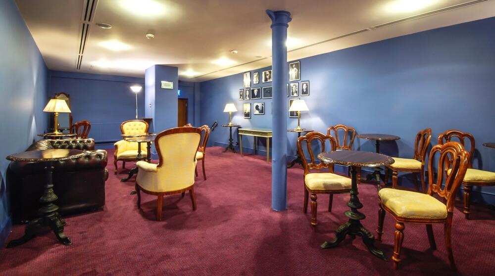 The Chairman's Room at London Coliseum © Karen Hatch