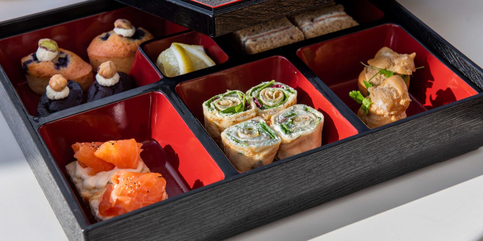Fish picnic box